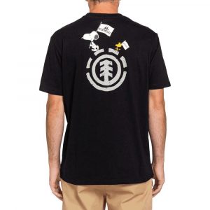 T-Shirt Element Peanuts Slide