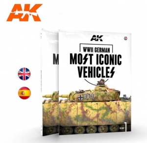WWII GERMAN MOST ICONIC SS VEHICLES. VOLUME 1