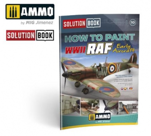 WWII RAF Early Aircraft SOLUTION BOOK