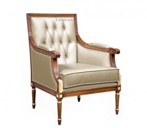 Classic armchair 'Plus'