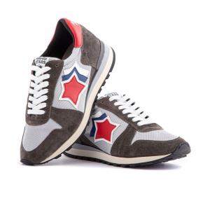 Atlantic Stars Sneakers Sportiva Multicolor da Uomo