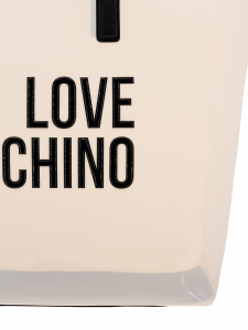 Love Moschino Shopping Bianca Nera