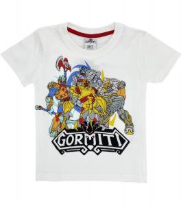 Maglietta Gormiti da 3 a 7 anni