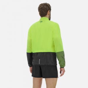 giacca antivento running uomo TEX