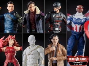 *PREORDER* Marvel Legends Series: AVENGERS DISNEY PLUS - SERIE COMPLETA by Hasbro