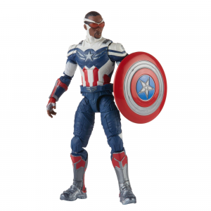 *PREORDER* Marvel Legends Series Avengers Disney Plus: CAPTAIN AMERICA by Hasbro