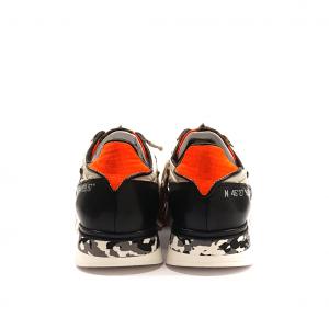 Sneaker bianca/multicolor A.S.98