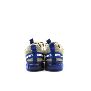 Sneaker grigia dinosauro Bull Boys