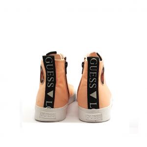 Sneaker alta cipria Guess
