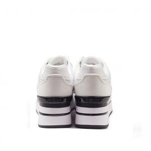 Sneaker platform bianca Guess