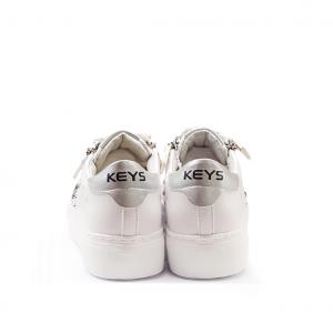 Sneaker bianca Keys