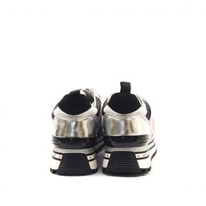Sneaker platform grigia Liu Jo