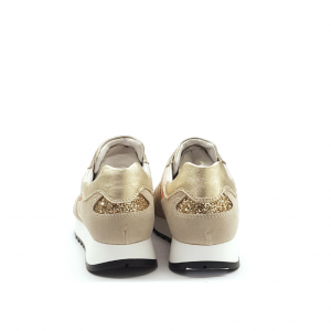 Sneaker ivory NeroGiardini