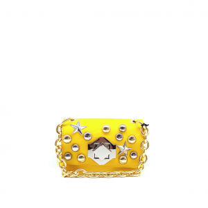 Minibag gialla Stefano Ghilardi