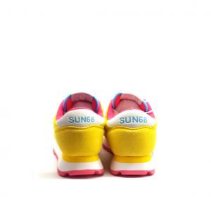 Sneaker gialla SUN68