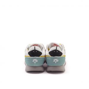 Sneaker azzurra/giallo W6YZ