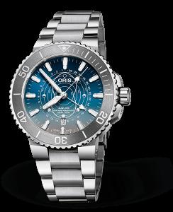 Orologio Oris Aquis Dat Watt Limited Edition
