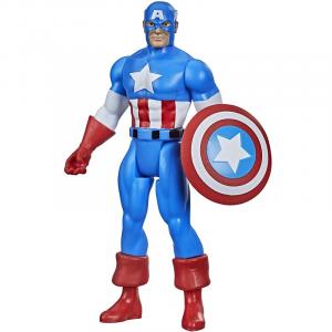 Marvel Legends Retro: CAPTAIN AMERICA by Hasbro