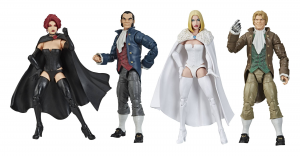 *PREORDER* Marvel Legends Series: THE HELLFIRE CLUB - EXCLUSIVE SDCC by Hasbro