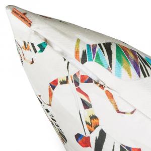 Cuscino decorativo 60x60 cm Missoni Home Zodiaco 148