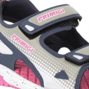 Sandalo Bambino Primigi 7449922 NERO-GRIGIO