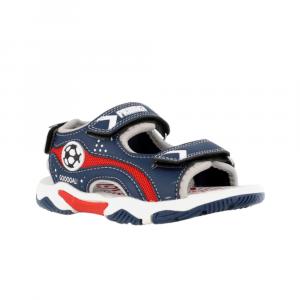Sandalo Primigi 7460722 NAVY/ROSSO