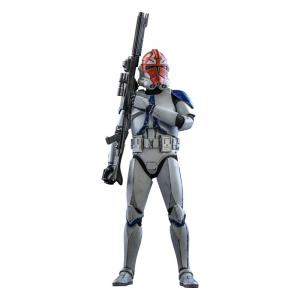 *PREORDER* Star Wars – The Clone Wars: 501st Battalion CLONE TROOPER (Deluxe) 1/6 by Hot Toys