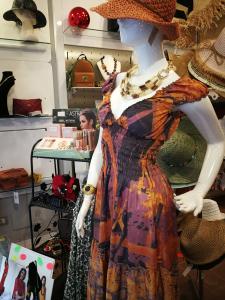 Women's wrap dress | Online ethnic clothing shop