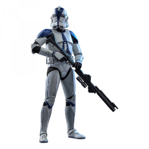 *PREORDER* Star Wars – The Clone Wars: 501st Battalion CLONE TROOPER 1/6 by Hot Toys