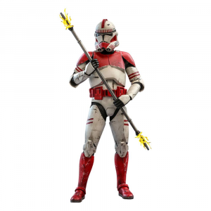*PREORDER* Star Wars – The Clone Wars: CORUSCANT GUARD 1/6 by Hot Toys
