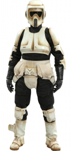 *PREORDER* Star Wars - The Mandalorian: SCOUT TROOPER 1/6 by Hot Toys