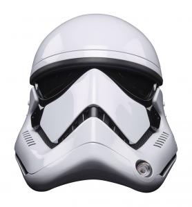 *PREORDER* Star Wars Black Series Premium Electronic Helmet: STORMTROOPER FIRST ORDER by Hasbro
