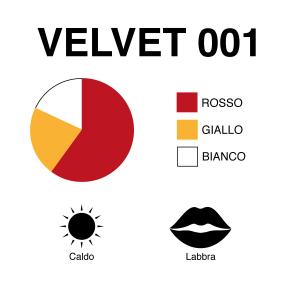 VELVET 001 | Rosso-Mattone  | 10 mL