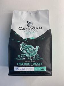 GATTO - CROCCHETTE - CANAGAN Grain Free - Preparato FRESCO