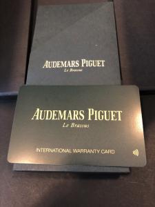 Orologio primo polso Audemars Piguet