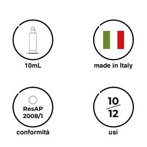 VELVET 003 | Rosso Mattone Scuro | 10 mL