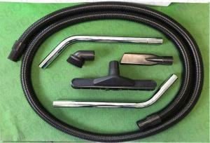 KIT tubo flessibile e Accessori per Aspirapolvere ø40 valido per AIRVAC 45 della WIRBEL