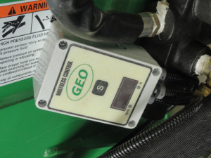 Macchina Cippatrice professionale a trasmissione idraulica GEO ECO 21-Z