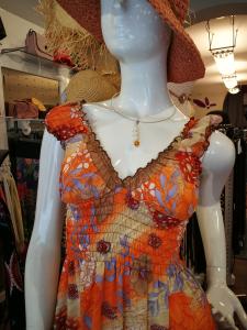 Vestito donna etnico lungo | Abbigliamento estivo online