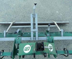 Livellatore per maneggi GEO HM 200