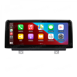ANDROID 10 navigatore per BMW Serie 3 F30 F31 F34, BMW serie 4 F32 F33 F36 2013-2017 Sistema originale NBT 10.25 pollici 4GB RAM 64GB ROM Car Play Android Auto WI-FI GPS 4G LTE Bluetooth
