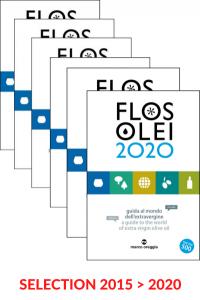 Flos Olei dal 2015 al 2020