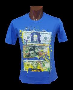 T-shirt estiva, Maglietta uomo manica corta girocollo 100% Cotone FERRUCCI ELBA.