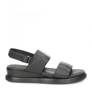 Inuovo sandalo 782002 pelle nera-2