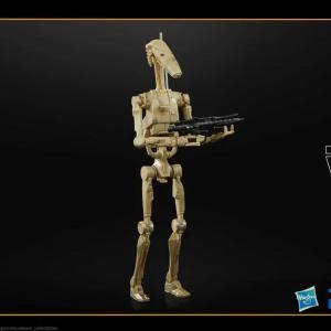 Star Wars Black Series LucasFilm 50th anniversary: BATTLE DROID by Hasbro