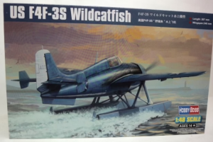 US F4F-3S Wildcatfish