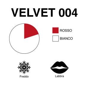 VELVET 004 | Rosa Chiaro | 10 mL