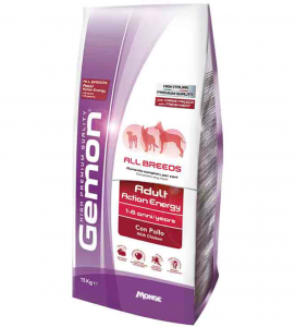 Gemon - Adult - Action Energy - Pollo - 15kg