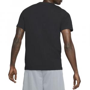 Nike T-Shirt All I Know Nera da Uomo