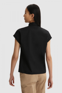 SHOPPING ON LINE  WOOLRICH  POPELINE BLOUSE NEW COLLECTION WOMEN'S SPRING SUMMER 2021